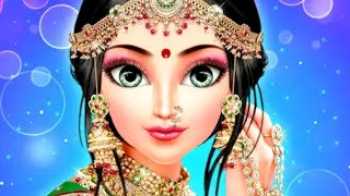 Royal Indian Western Wedding Android Gameplay | New Indian Dress Up And Makeup Wedding By Gamecrush
