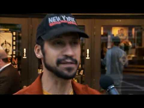 Antone Pagan Interview - HERE AND THERE - Hoboken International Film Festival