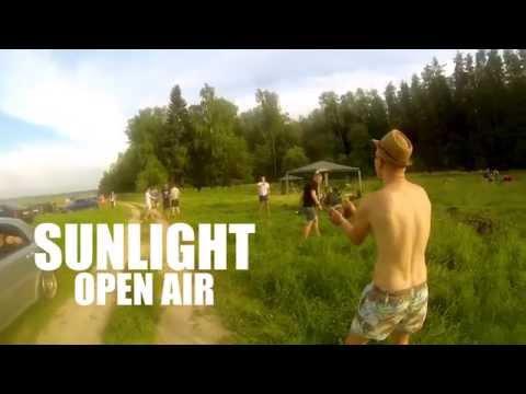 Sunlight Open Air (invitation)