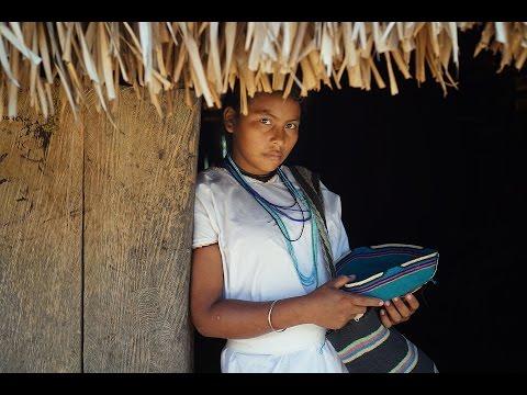 Arhuaco Yerlileri Bölüm 2 - (Arhuaco Colombia)