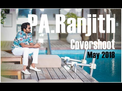 Kaala Creator Pa Ranjith   May 2018 Cover Shoot   Provoke TV