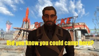 Fallout 76 : Red Rocket Camp