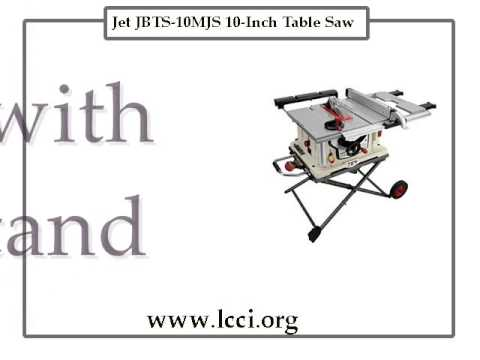 Jet Jobsite Table Saw Review Youtube