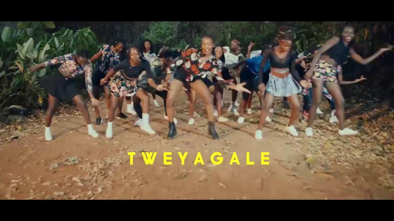 Download Eddy Kenzo - Tweyagale (Ragga Mix) [Dj-Ramecca Pro]