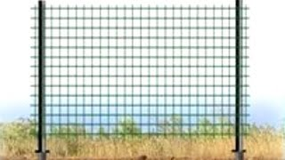 Забор из сетки с пластиковым покрытием(, 2017-04-29T21:31:25.000Z)