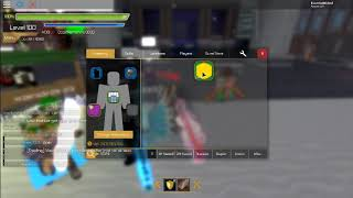 | ROBLOX| SWORDBURST2*GIVE AWAY SUN UA AURA!!!