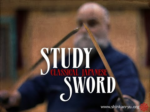 Learn Iaido, Kenjutsu Classical Japanese Sword Martial Arts Online Or In Japan