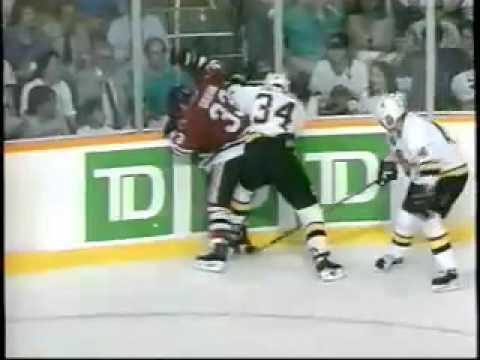 Chicago Blackhawks 1994-95 Season Video Part 5