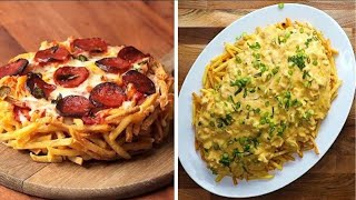 15 Recipes For Anyone Who Loves Fries | Perfect French Fries Recipe | Twisted