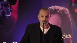 Miguel Bosé presenta en México su Unplugged