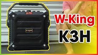 W-King K3H ✅ Loa Xách Tay Hát Karaoke Công Xuất 100W [Hieuhien.vn]