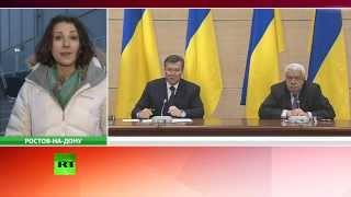 Янукович ответил на вопросы журналистов(, 2014-02-28T18:21:32.000Z)
