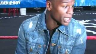 Floyd Mayweather says how white people feel about black jews witch are black people