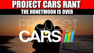 Project CARS RANT - The honeymoon is over - BUGS EVERYWHERE