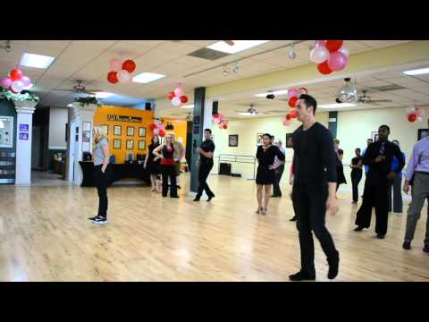 Chelsea and Ryan Cha-cha Master Class #2