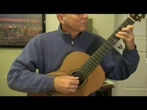 Etude In B Minor, Op.35 No. 22 - Fernando Sor