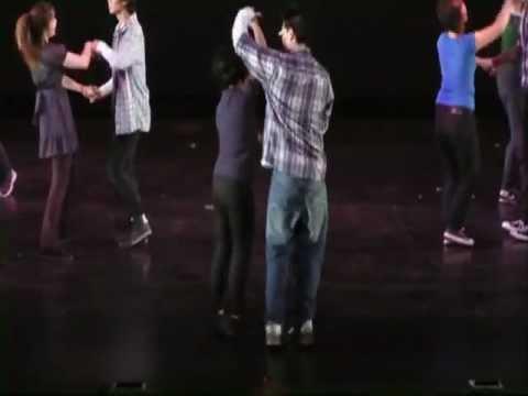 COSMIC Dance Crew - Class of 2012? (Colaboratoria 2012)