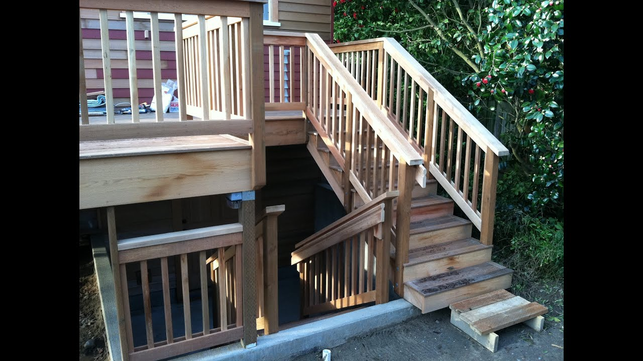 How To Cut Stair Stringers By Seattle Remodel Contractor Westbrook  Restorations