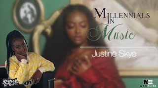 Who is Justine Skye? | Millennials in Music Interview