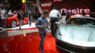 Salon de l'Auto  Genève 2015
