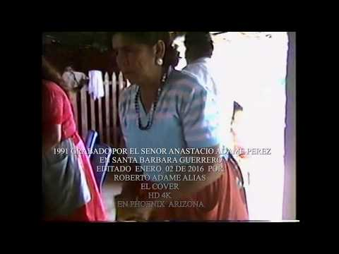 SANTA BARBARA GERRERO SE GRABO EN 1991 NOMAS LOS RECUERDOS QUEDAN