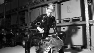 Покетбайк - настоящий мотоцикл