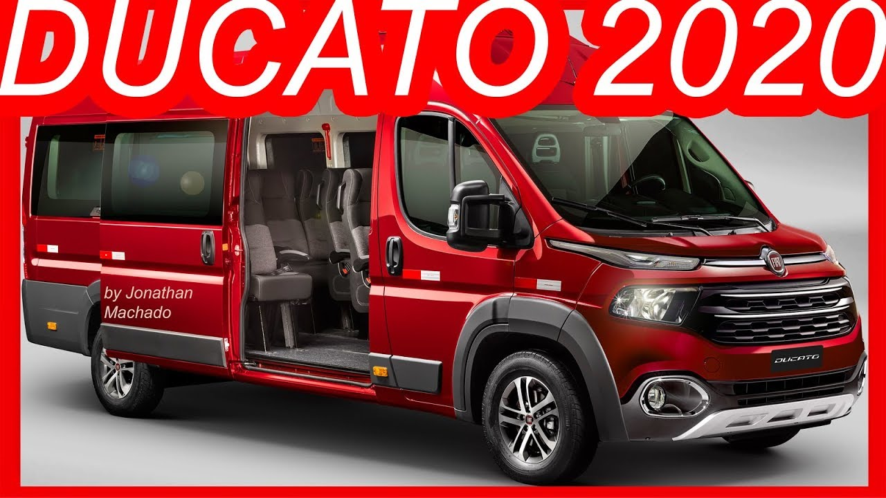 photoshop fiat ducato 2020 facelift ducatoro toro van rh youtube com