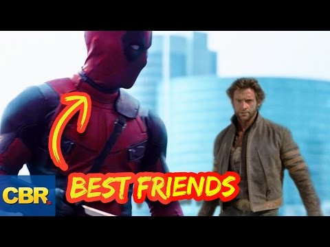 Thumbnail: 10 Superheroes You Didn't Know Wolverine Was Best Friends With