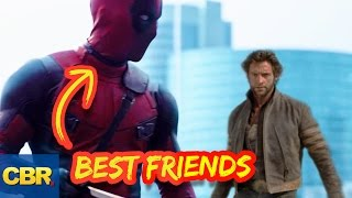 10 Superheroes You Didn't Know Wolverine Was Best Friends With