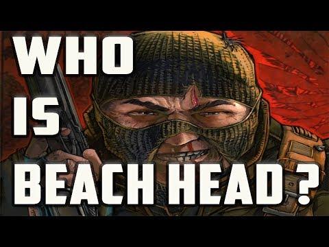 History And Origin Of GI Joe's Beach Head!