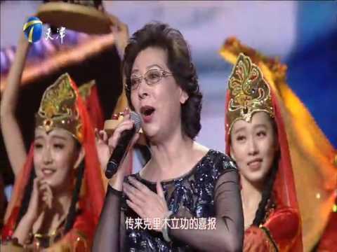 舞蹈吐鲁番的葡萄熟_歌舞《吐鲁番的葡萄熟了》——关牧村 - YouTube