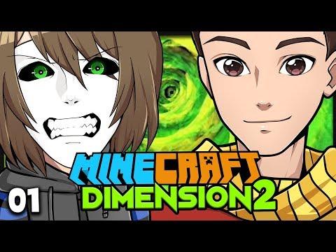Der DIMENSIONENZERSTÖRER & eine neue Welt! ☆ Minecraft: Dimension 2