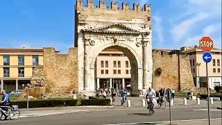 Римини. Старый город. Первое впечатление(Городу Римини более двух тысяч лет. Его принято разделять на две части - курортную и историческую. Первая..., 2015-12-13T09:04:42.000Z)