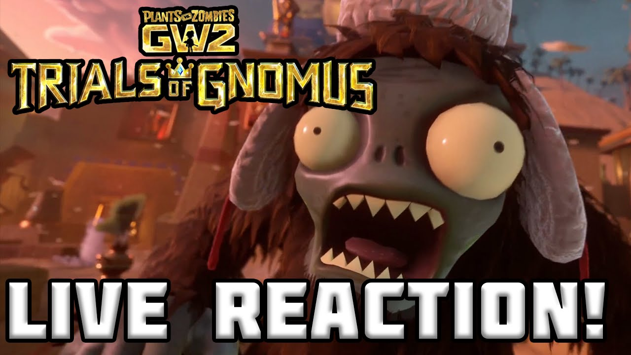 PvZ Garden Warfare 2 TRIALS OF GNOMUS: BLUE DOOR Challenge