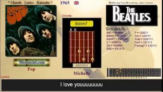The Beatles - Michelle #0327