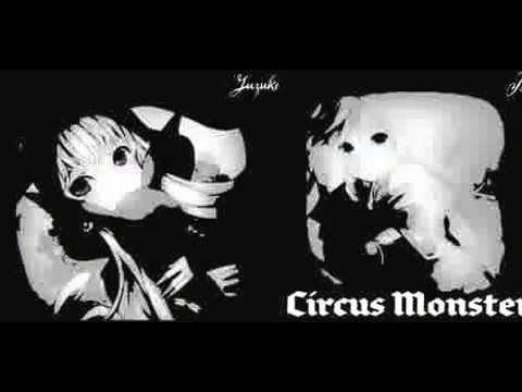 Circus monster - イア (Vocaloid - Ia) & 結月ゆかり (Vocaloid - Yuzuki Yukari ) - радио версия