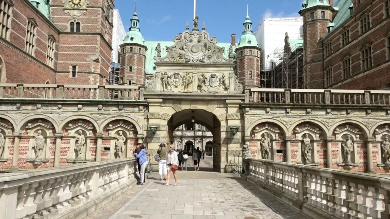 Dänemark Danmark Schloss Frederiksborg Frederiksborg Slot Youtube