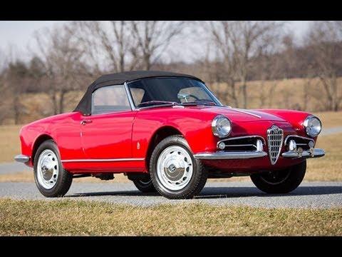 Hqdefault on 1959 Alfa Romeo Spider