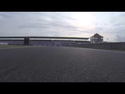 20150705 AUDI R8 LMS  CUP HotLap for LIVE EDO