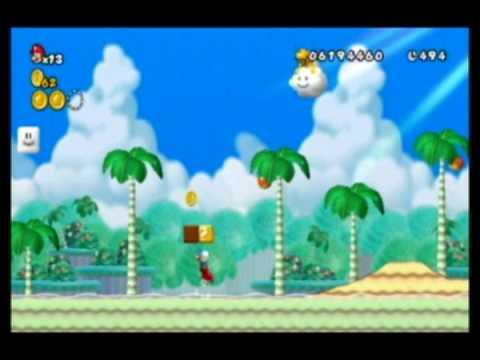 New Super Mario Bros Wii NSMB All The Yoshi Levels - YouTube | 480 x 360 jpeg 14kB
