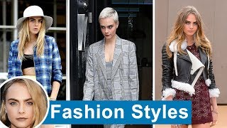 Cara Delevingne Best Fashion Styles in 2018