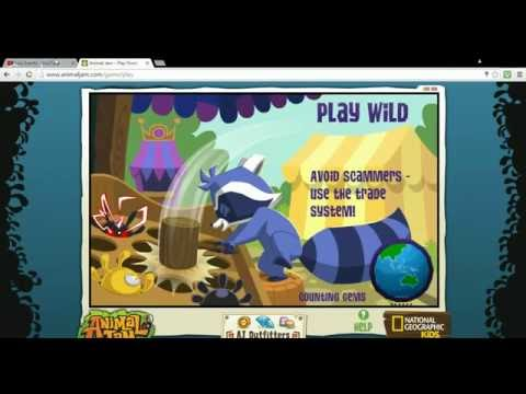 animal jam giveaway in trade live