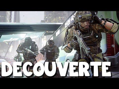 (Decouverte) Call of Duty : Advanced Warfare - Solo