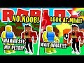 NOOB DISGUISE TROLLING!! *GONE WRONG* BULLY HAS BEST PETS IN ROBLOX BUBBLEGUM SIMULATOR! [UPDATE 28]