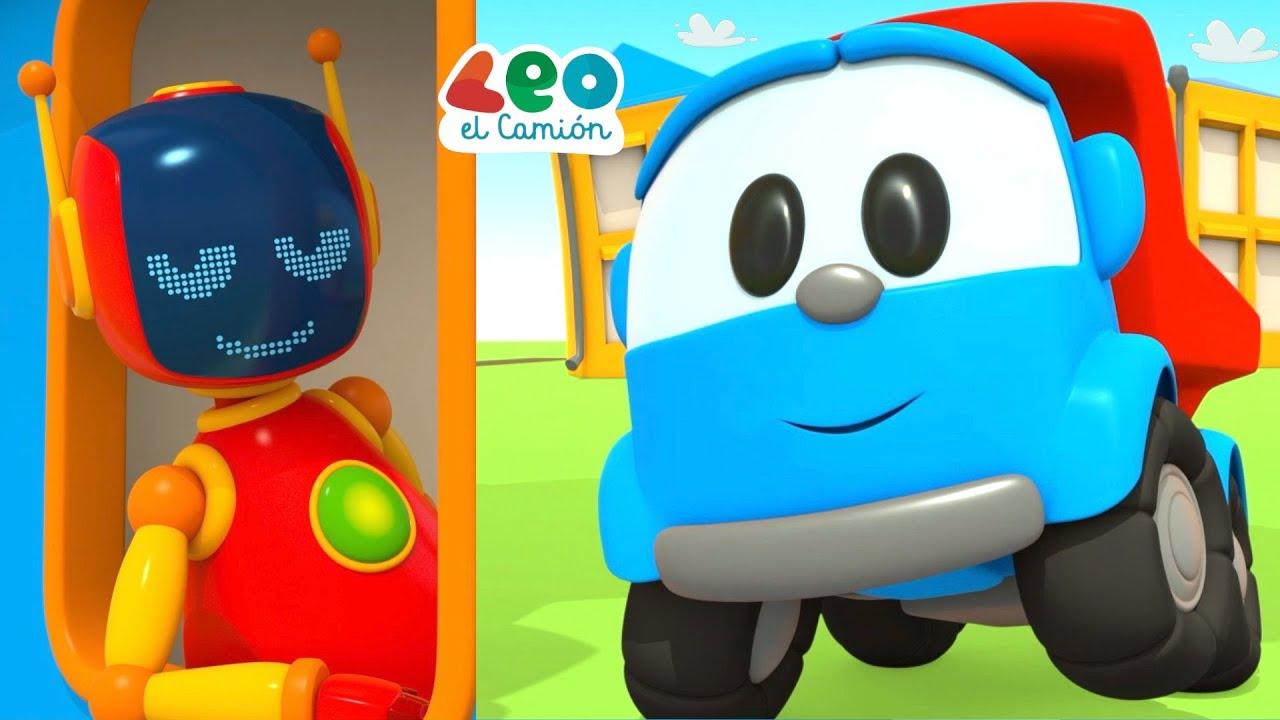 Leo el Camión Canciones Infantiles - Canta con Leo - Top 10 Canciones Más Escuchadas en Spotify