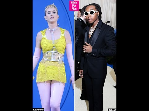 katy perry dating takeoff