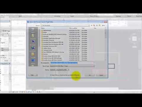 Customize DWG Export Setups