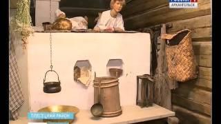 В Кенозерье открылась уникальная выставка былин, сказок и преданий -