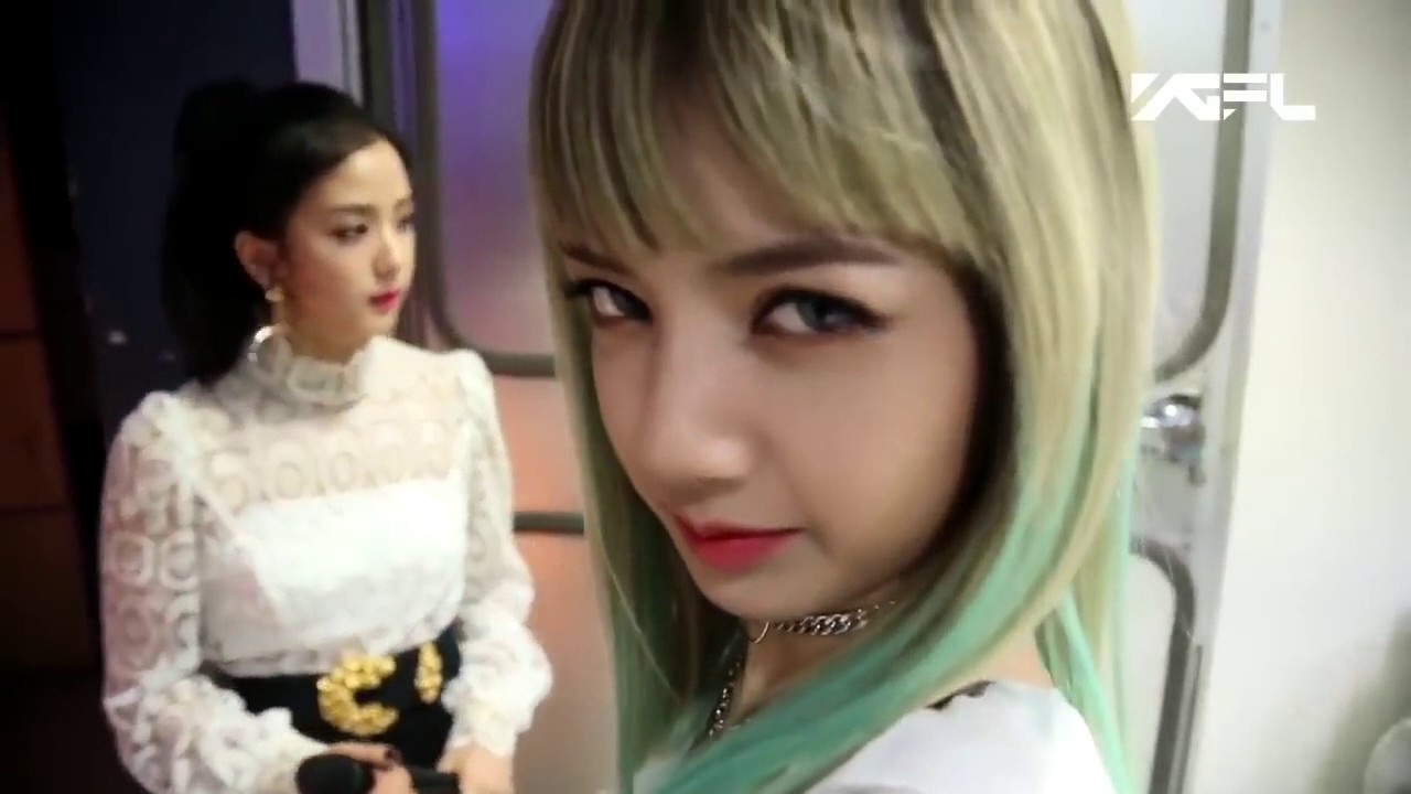 Blackpink Lisa Cute Funny Moments Of 2016 Youtube