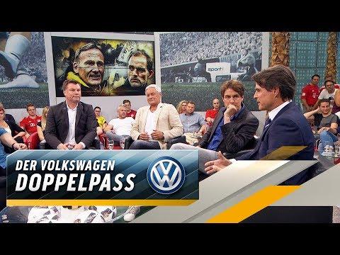 """""""Spieler besser gemacht"""": Berthold verteidigt BVB-Coach Tuchel   SPORT1 DOPPELPASS"""